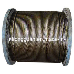 Elevator Steel Wire Rope 6*25fi+Fc pictures & photos