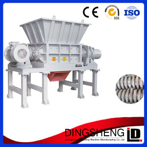 Big Capacity Double Shaft Shredder Machine for Sale pictures & photos