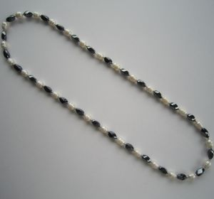 Fashion Large Pearl Necklace, Pearl Pendant, Costume Pearl Jewelry, Pearl Necklace pictures & photos