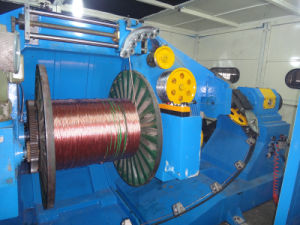 High Speed Copper Cable Double Twisting Machine pictures & photos
