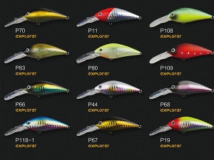 Hard Fishing Lure (Explorer Crank 60mm Floating) pictures & photos