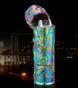 Hot Sale USB Dragon Pulse Arc Lighter pictures & photos