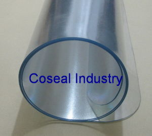 Reach Standards Flexible Plastic PVC Sheet From Coseal pictures & photos