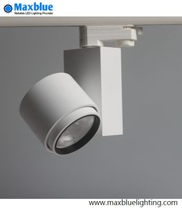 High CRI 90+ LED Track Light 40W 30W 20W for Shops Stores with Ce RoHS SAA pictures & photos