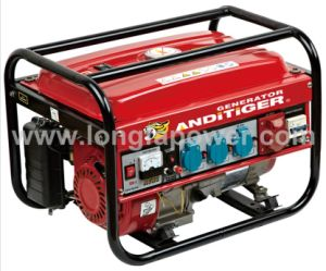 Italy Type Three Phase Gasoline Generator with CE Soncap Ad5500-D pictures & photos