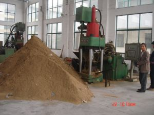 Briquetters Metal Hydraulic Automatic Briquetting Presses Recycling Machine pictures & photos