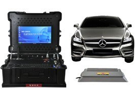 CE Approved Under Vehicle Inspection System Xld-Cdjc08 pictures & photos