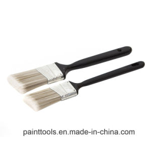 Angular Sash Brush with Plastic Handle B036 pictures & photos