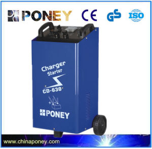 Poney Car Battery Charger CD-400c pictures & photos