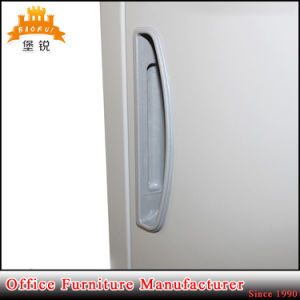 Office School Hotel Furniture Double Tier Standard Metal Clothes Locker pictures & photos