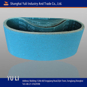 Zirconia Y Weight Polyester Heavy Abrasive Cloth Belt (DZY)