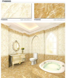 China 5D Competitive Glazed Ceramic Bathroom Wall Tile (60865)