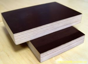 Finger Joint Board Poplar Core WBP Glue for Construction (HBR012) pictures & photos