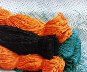 Colored Nylon Multifilament Knotted Fishing Nets pictures & photos