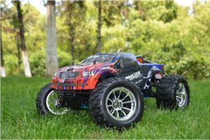 Plastic RC Car Toys Remote Control Car RC Model