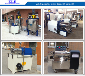 Ele High Efficiency Lab Dyno Mill pictures & photos