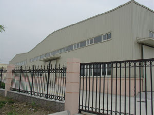 Steel Building Construction for Factory Temporary Offices (SL-0035) pictures & photos