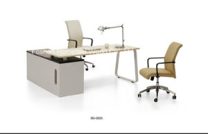 Attractive and Stylish Director Office Table Steel Office Furniture (BS-D025) pictures & photos