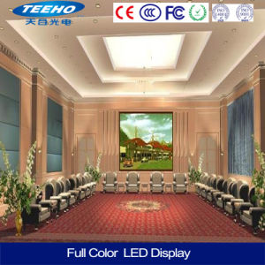 P3.91mm Full Color Indoor LED Display (Fixed Or Rental) pictures & photos