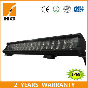 4D Refelctor Osram 20inch LED Light Bar for Truck pictures & photos
