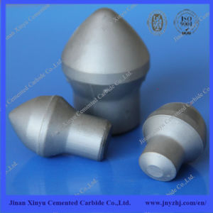 Excatator Machine Use Tungsten Carbide Material Tooth Button Bits pictures & photos