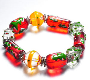 Christmas Jewelry/Christmas Bracelet/Christmas Tree (XBL13127) pictures & photos