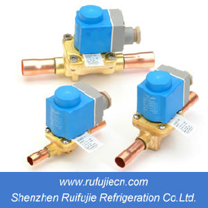 (EVR series) Solenoid Valves & Coils for AC, Cold Room pictures & photos