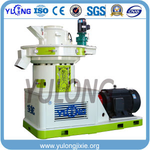 Vertical Ring Die Wood Pellet Machine with CE pictures & photos