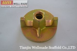 Construction Formwork Accessories Steel Forming Tie Rod Nut pictures & photos