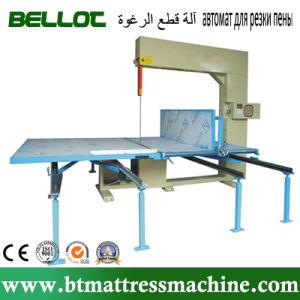 Automatic Precision Foam Vertical Cutting Machine pictures & photos
