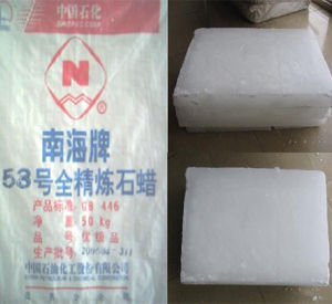 Refined Paraffin Wax 58-60 /Semi Refined Paraffin Wa/Paraffin Wax pictures & photos