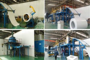 Light Weight Wall Panel Making Machine Production Line pictures & photos