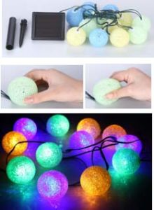 Solar 12PCS Butterfly String Light pictures & photos