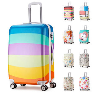 ABS Luggage with Spinner Wheels for Traveling (CL03) pictures & photos