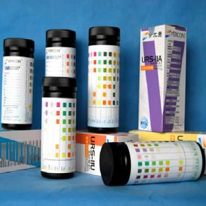 Urine Diagnostic Test Strips for Parameter 1-12 pictures & photos