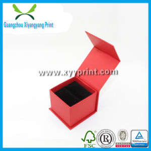 Custom Paper Magnetic Jewelry Box Set Wholesale pictures & photos