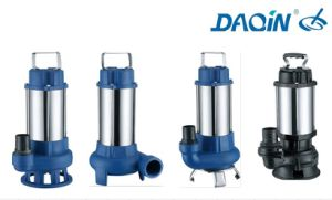 Sewage Pumps (V1100F 1.1KW) pictures & photos