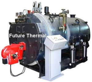 Oil (gas) Fired Fire Tube Steam Boiler (WNS2-1.0-Y. Q) pictures & photos