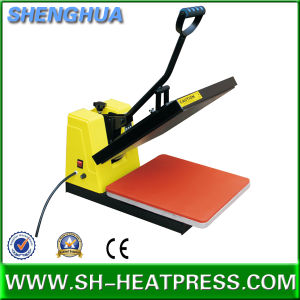 Manual Hand Press Machine for T-Shirt pictures & photos