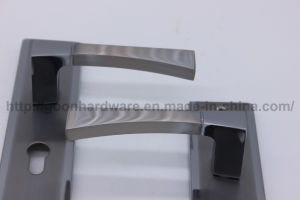 Aluminum Handle on Iron Plate 080 pictures & photos