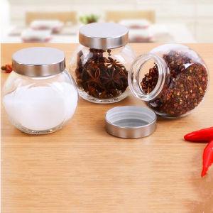 Sealed Lid Spice Jar Tea Jar Gift Candy Jar Salt Jam Jar pictures & photos