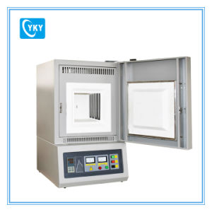 Laboratory 1400c Heat Treatment Electric Muffle Furnace with Sic Heating Rod pictures & photos