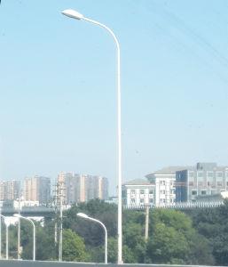 8m 9m 10m Outdoor Lighting Steel Column pictures & photos