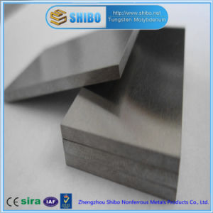 Factory Direct Supply Molybdenum Plate with Super High Purity 99.95% pictures & photos