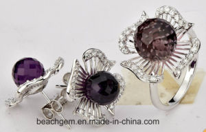 Jewelry Ring Set with Color Stones (S1224) pictures & photos