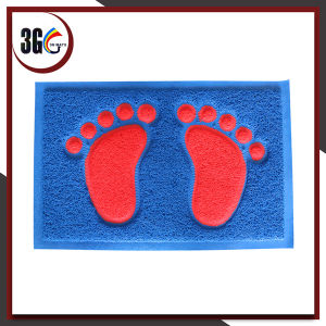 3G PVC Entrance Door Mat Foot Mat (3G-3) pictures & photos