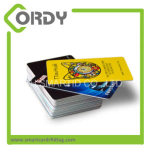 Preprinted Card for Access Control Customized ID card pictures & photos