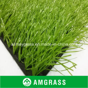 60mm Apple Green Football Turf with Reinforced Stem pictures & photos