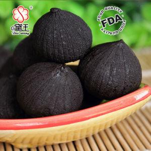 Organic Antiviral Herbal Extract Medicine Black Garlic Powder (1kg/bag) pictures & photos