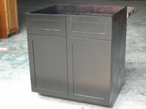 Solid Wood Bathroom Vanity Yb121 (4) pictures & photos